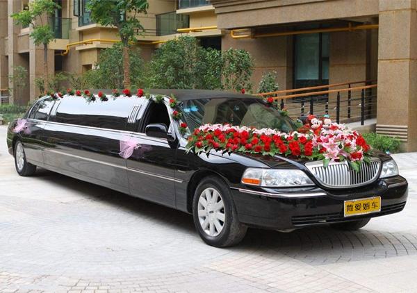 东台婚车出租