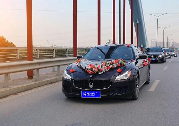 阜宁婚车租赁