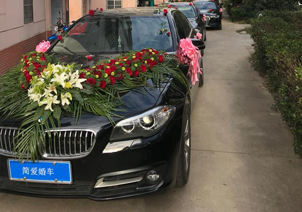 东台婚车租赁